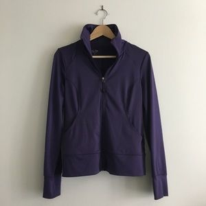 Champion Full Zip Up Athletic Jacket W/ 2 Pockets